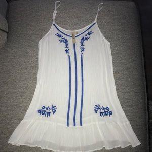 LARA Fashion - White Tank Top